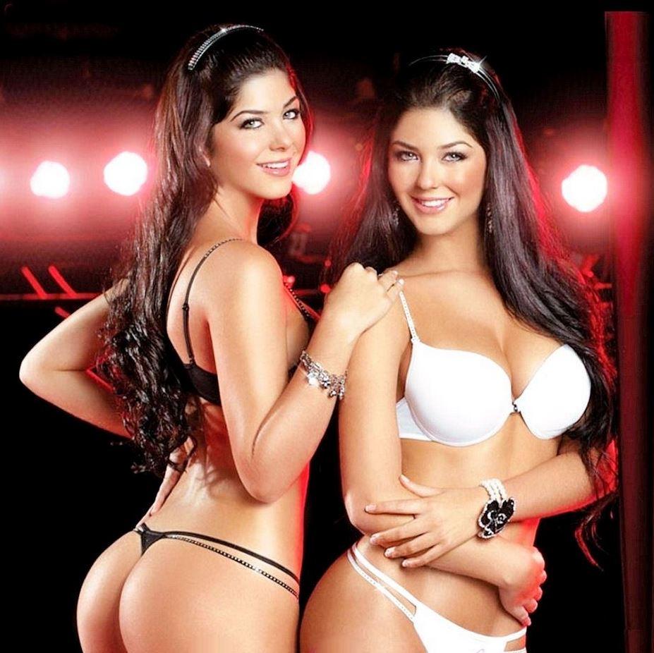 Hot sexy twin porncraft busty boob